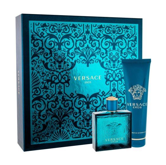 Versace Eros lõhnakomplekt EdT 100 ml