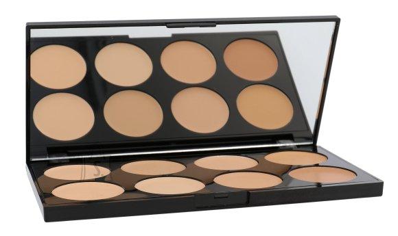 Makeup Revolution London Ultra Cover And Conceal peitekreemi palett: Light Medium