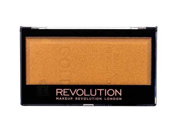 Makeup Revolution London Ingot highlighter: Gold