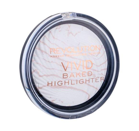 Makeup Revolution London Vivid Baked highlighter: Matte Lights