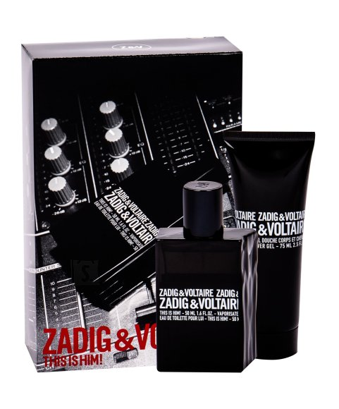 Zadig & Voltaire This is Him! Eau de Toilette (50 ml)