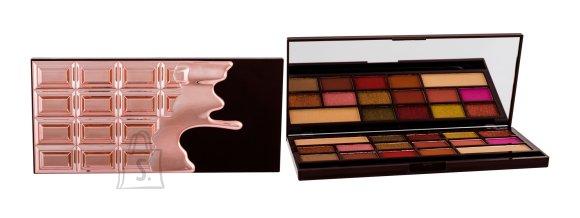 Makeup Revolution London I Heart Makeup I Heart Chocolate lauvärvi palett: Rose Gold