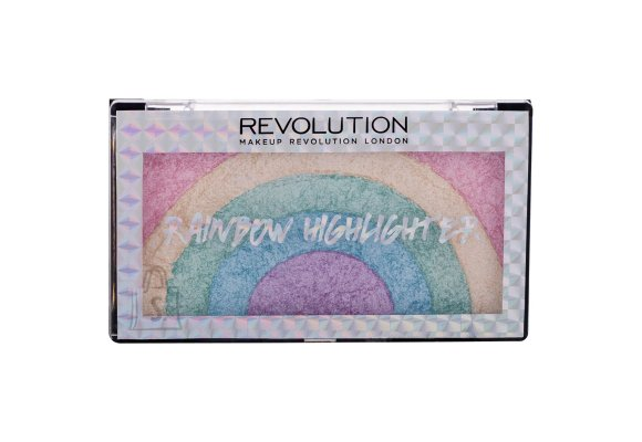 Makeup Revolution London Rainbow highlighter