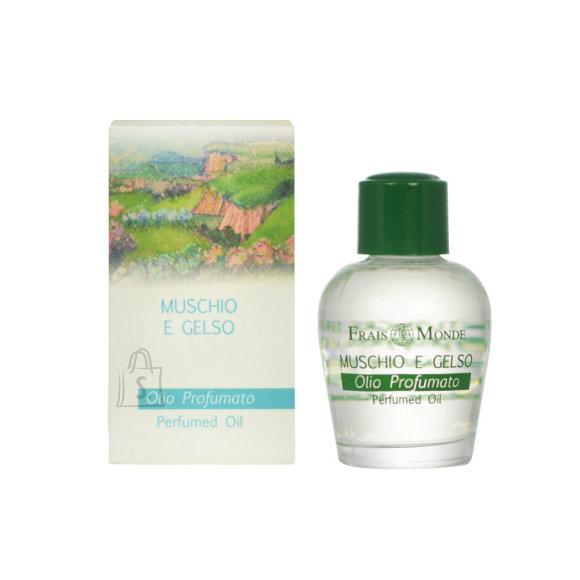 Frais Monde Musk And Mulberry Perfumed Oil parfüümõli 12 ml