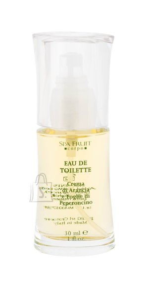 Frais Monde Spa Fruit Orange And Chilli Leaves tualettvesi naistele EdT 30ml