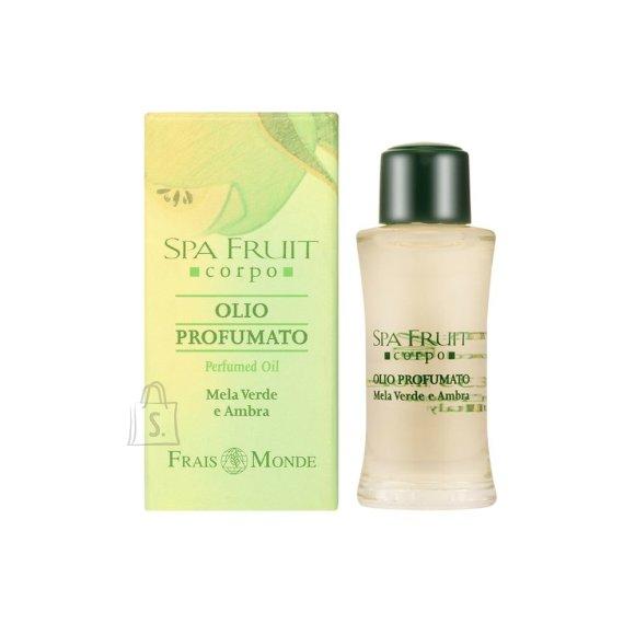 Frais Monde Spa Fruit Green Apple And Amber parfüümõli 10 ml