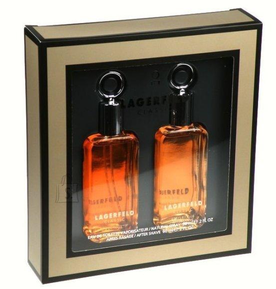 Karl Lagerfeld Classic lõhnakomplekt meestele 120ml