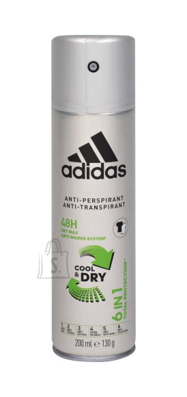 Adidas 6in1 Antiperspirant (200 ml)