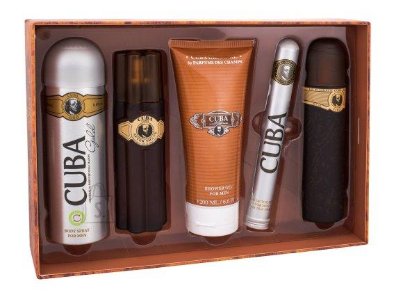 Cuba Gold lõhnakomplekt meestele EdT 635 ml
