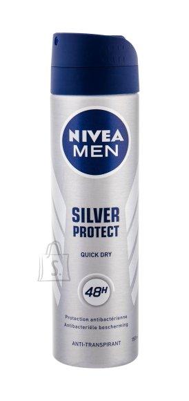 Nivea Men Silver Protect 48h Antiperspirant deodorant 150 ml