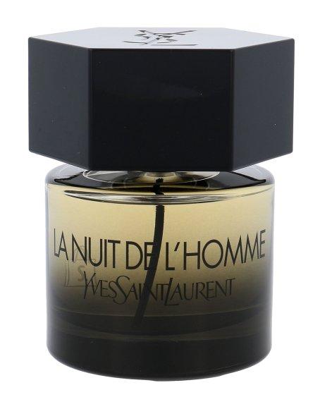 Yves Saint Laurent La Nuit De L Homme tualettvesi meestele EdT 60ml
