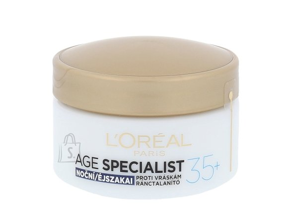 L´Oréal Paris Age Specialist 35+ Night Cream näokreem 50 ml