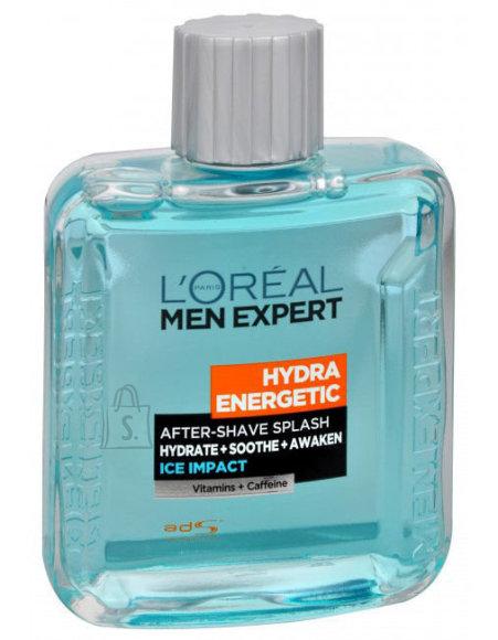 L´Oréal Paris Men ELxpert Hydra Energetic Ice Impact aftershave 100 ml
