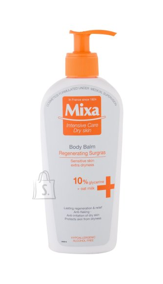 Mixa Regenerating Surgras Body Lotion (250 ml)