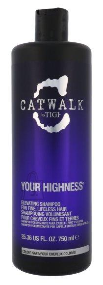 Tigi Catwalk Your Highness Elevating šampoon 750 ml