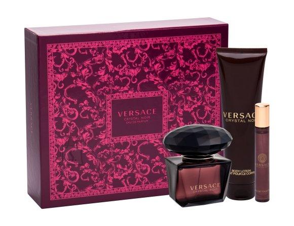 Versace Crystal Noir Body Lotion (90 ml)