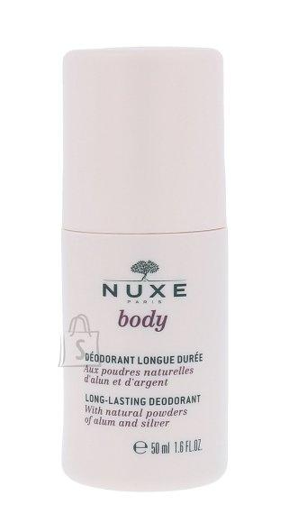 Nuxe Body Long Lasting roll-on deodorant naistele 50 ml