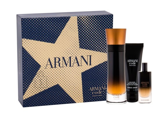 Giorgio Armani Code Profumo lõhnakomplekt EdP 110 ml