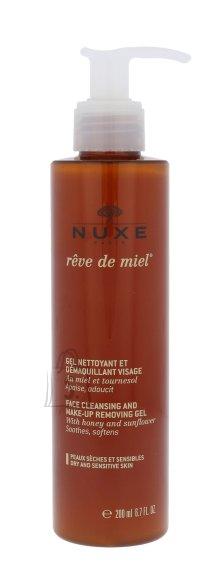 Nuxe Reve de Miel näopuhastusgeel 200 ml