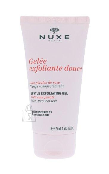 Nuxe Gentle Exfoliating Gel näokoorija 75 ml