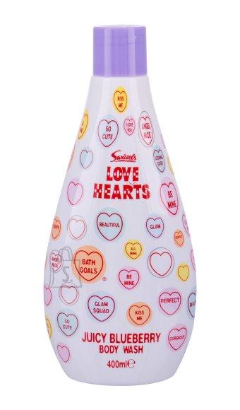 Swizzels Love Hearts Shower Gel (400 ml)