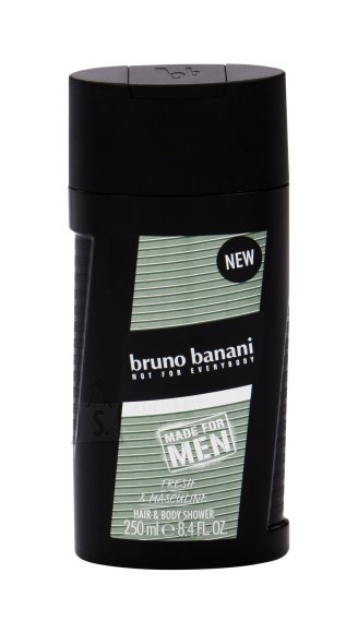 Bruno Banani Made For Men Shower Gel (250 ml)