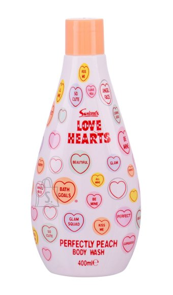 Swizzels Love Hearts Shower Gel (400 ml)