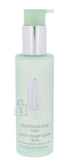 Clinique Liquid Facial Soap Mild näoseep 200 ml