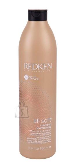 Redken All Soft Shampoo (500 ml)
