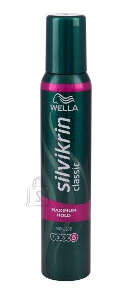 Wella Silvikrin Hair Mousse (200 ml)