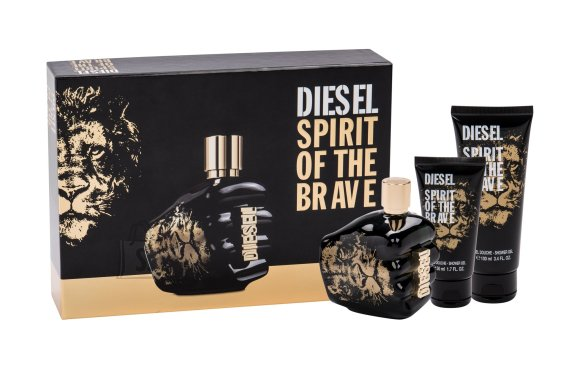 Diesel Spirit Of The Brave Eau de Toilette (125 ml)