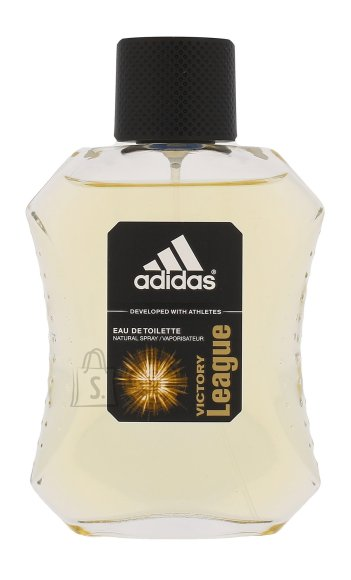 Adidas Victory League 100ml meeste tualettvesi EdT