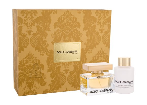 Dolce & Gabbana The One lõhnakomplekt EdP 50 ml
