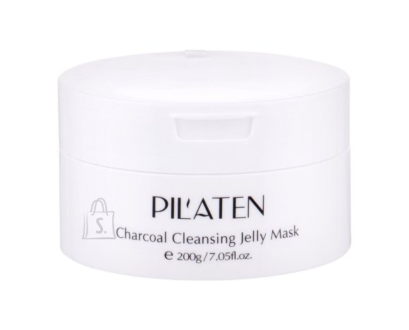 Pilaten Charcoal Face Mask (200 g)