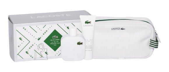 Lacoste Eau De Lacoste L.12.12 Blanc lõhnakomplekt EdT 100 ml