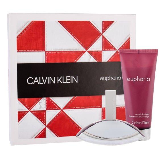 Calvin Klein Euphoria lõhnakomplekt naistele EdP 50ml