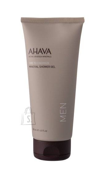 AHAVA Men Shower Gel (200 ml)