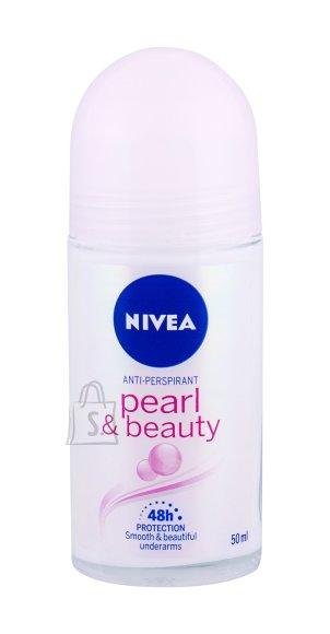 Nivea Pearl & Beauty Roll-on deodorant 48h  50 ml