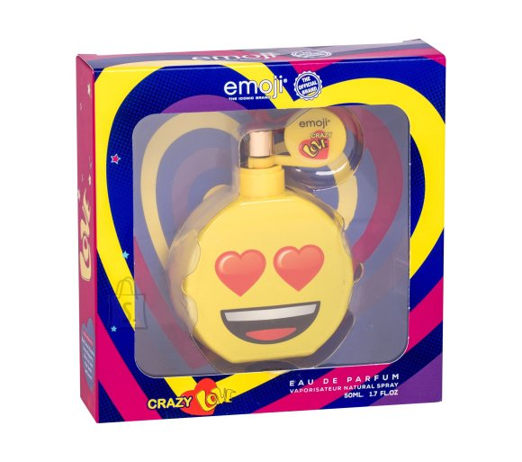 Emoji Crazy Love Eau de Parfum (50 ml)