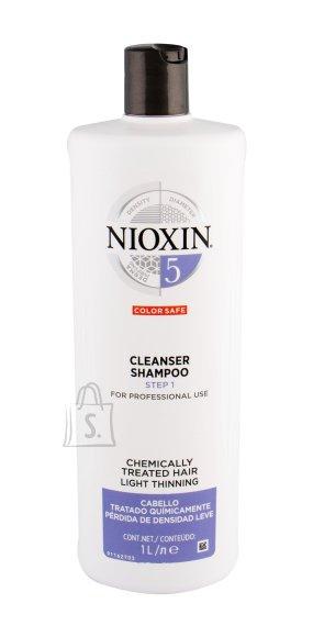 Nioxin System 5 Shampoo (1000 ml)
