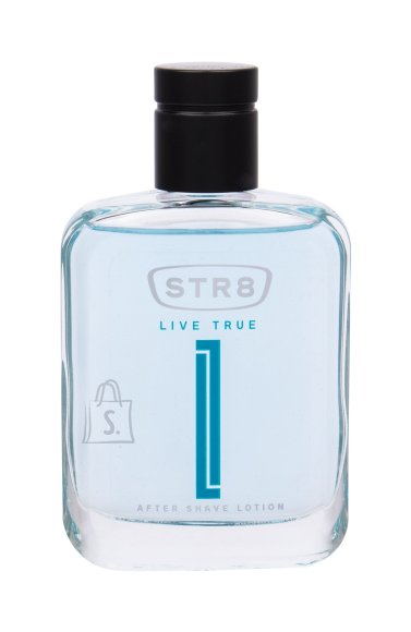 STR8 Live True Aftershave Water (100 ml)