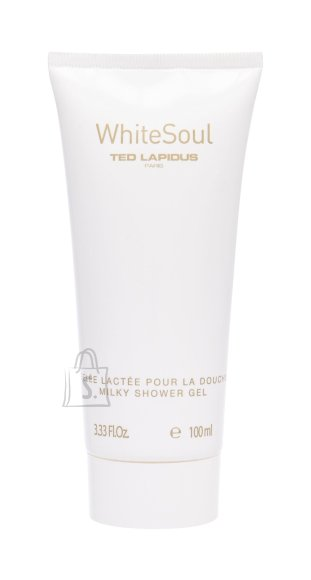Ted Lapidus White Soul Shower Gel (100 ml)