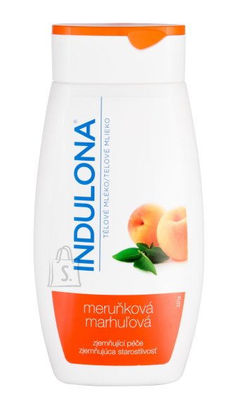 INDULONA Apricot Body Lotion (250 ml)