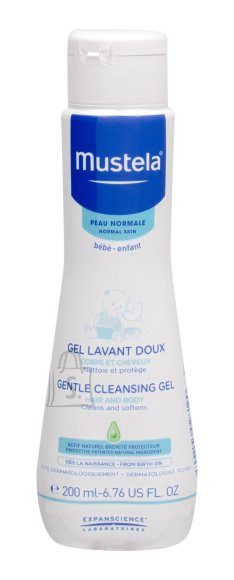 Mustela Bébé Shower Gel (200 ml)