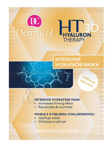 Dermacol Hyaluron Therapy 3D näomask 16 ml