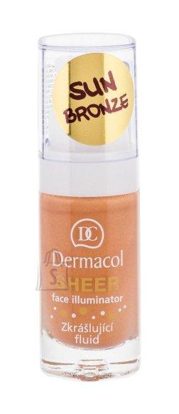 Dermacol Sheer Face Illuminator jumestuskreem 15 ml