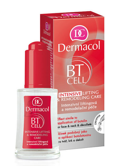 Dermacol BT Cell Intensive Lifting&Remodeling Care intensiivseerum 30ml