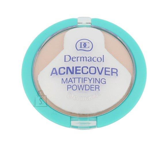Dermacol Acnecover Mattifying Powder puuder Sand 11g