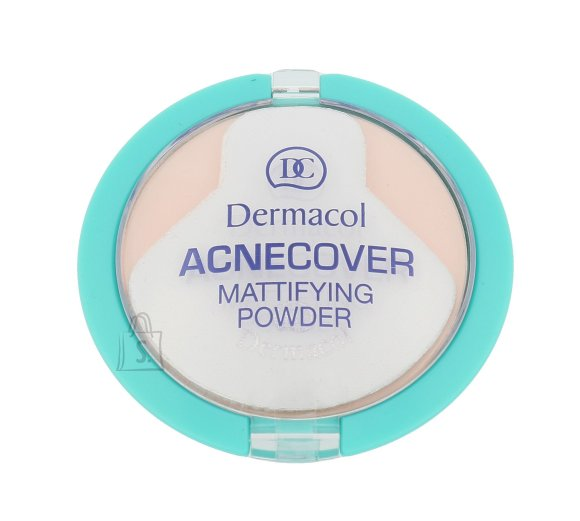 Dermacol Acnecover Mattifying kivipuuder Porcelain 11 g