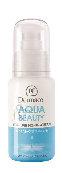 Dermacol Aqua Beauty Moisturizing näogeel-kreem 50 ml